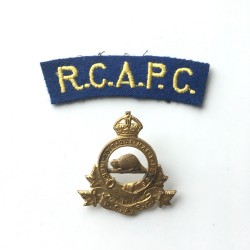 R.C.A.P.C. Royal Canadian...