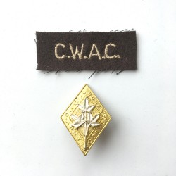 C.W.A.C. Canadian Women...
