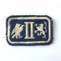 2nd US Army Corps - Patch