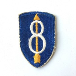 8th US Infantry Division -...