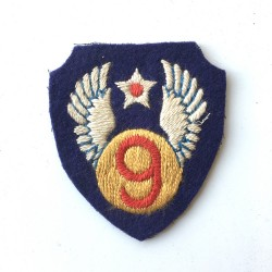 9th US Air Force - Patch