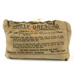 Indian Shell Dressing - 1941