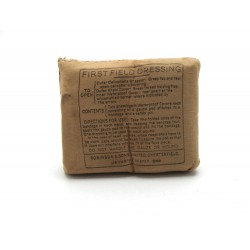 First Field Dressing Pack -...