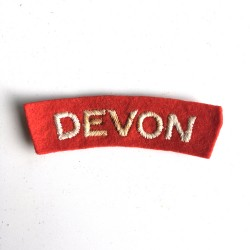 Devon - Shoulder Title