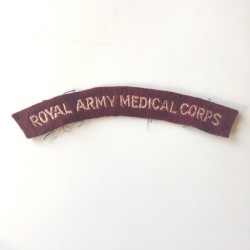 Royal Army Medical Corps -...