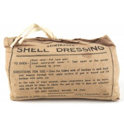Admiralty 1943 Shell Dressing
