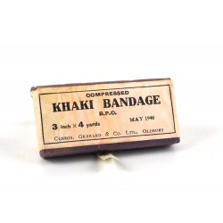 May 1940 Khaki Bandage...