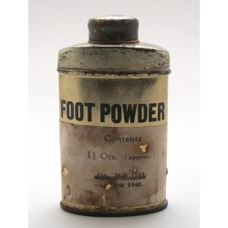 1940 Foot Powder