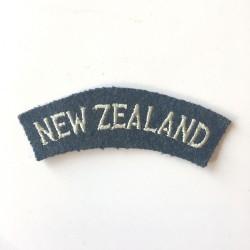 New Zealand Air Force...