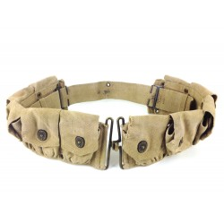 US M1923 Cartridge Belt -...