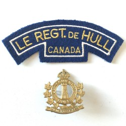 Canadian Regiment de Hull...