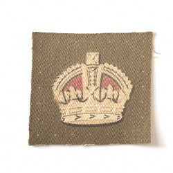 Badge de grade Warrant Officer