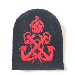 Royal Navy Petty Officer Badge