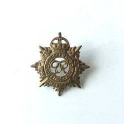 R.A.S.C. collar badge