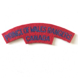 Prince of Wales Rangers...