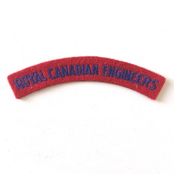 Royal Canadian Engineers...