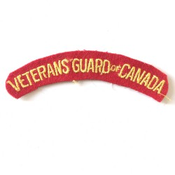 Veterans Guard of Canada...