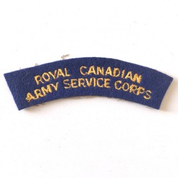 Royal Canadian Army Service...