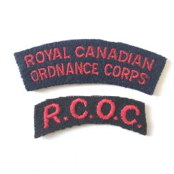 Royal Canadian Ordnance...
