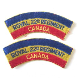 Royal 22e Regiment Canada...