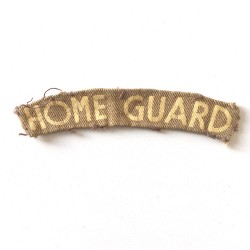 Home Guards shoulder title