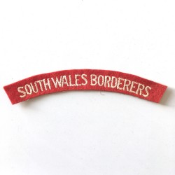 South Wales Borderers...