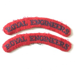 Royal Engineers Shoulder...