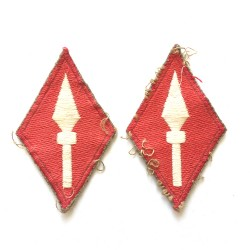 1st Corps Formation Badges,...