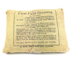 First Field Dressing -...