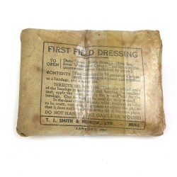 1940 First Field Dressing -...