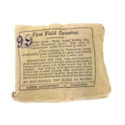 Indian First Field Dressing