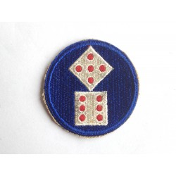 11th US Army patch