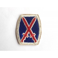 10th US Mountain Infantry...