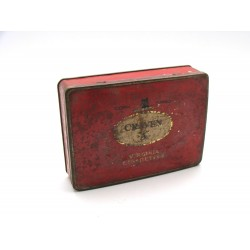 Box of 30 cigarettes Craven A