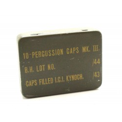 Percussion Caps MKIII - Tin...