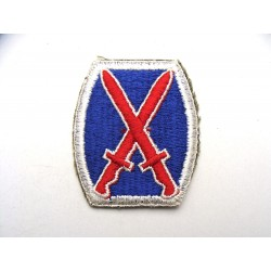 10th US Mountain Division...