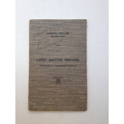 Sanitary Personnal Booklet...