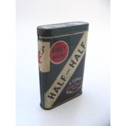 Box of tobacco US Half and...