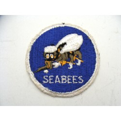 US Seabees Patch