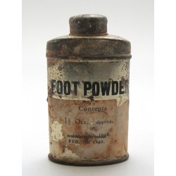 Foot Powder - not so bad...