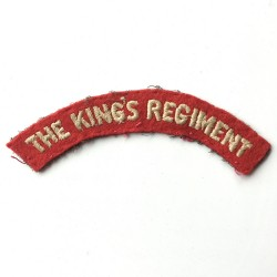 The King's Regiment -...