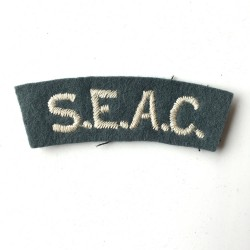 S.E.A.C. South East Asian...